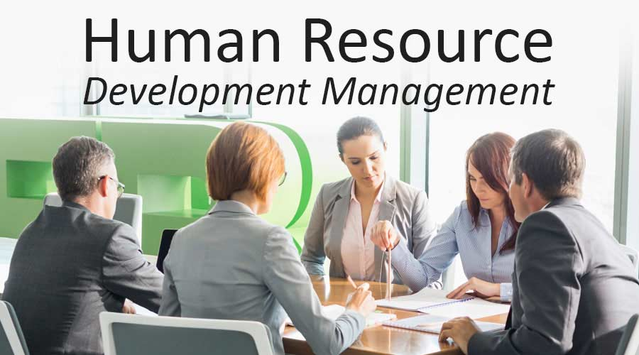 How to Improve Yourself Using Human Resource Development
