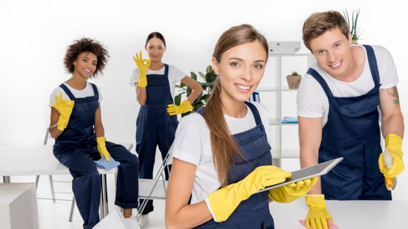 Why Should We Hire Janitorial Services In Chicago?